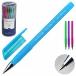 Ручка шар 0,5 антискольз корп резин манж..