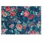 Папка-конверт на кноп А4 (230*320мм) Роз..