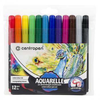 Набор акварельных маркеров Centropen