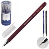 Ручка шар 0,38 игольч антискольз корп PointWrite Original 20-0210 син пл/уп ассорти